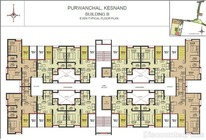 2 BHK Residential Apartments for Sale at VTP Purvanchal Wagholi Pune