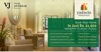 3 BHK Flats for Sale at Yashwin Hinjewadi Pune with Lowest Price